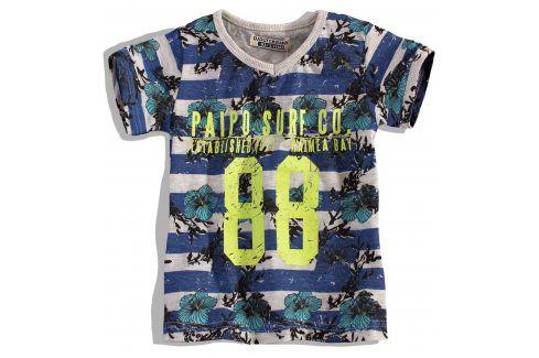 Dětské tričko s krátkým rukávem DIRKJE Velikost: 110 Trička a košile