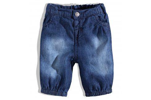 Dívčí capri kalhoty Pebblestone Velikost: 68 Kojenecké kalhoty a šortky