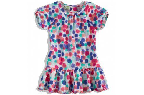 Kojenecké bavlněné šaty PEBBLESTONE Velikost: 68 Kojenecké šatičky a sukně