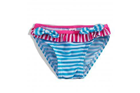 Dívčí plavky Pebblestone Velikost: 128 Dětské plavky