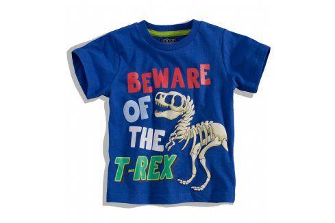 Chlapecké tričko s krátkým rukávem Minoti BITE Velikost: 86-92 Trička a košile
