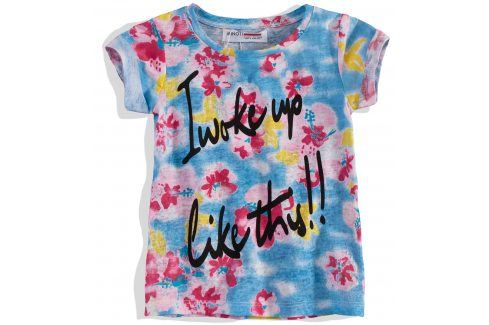 Dívčí tričko krátký rukáv MINOTI BREEZE Velikost: 98-104 Trička a košile