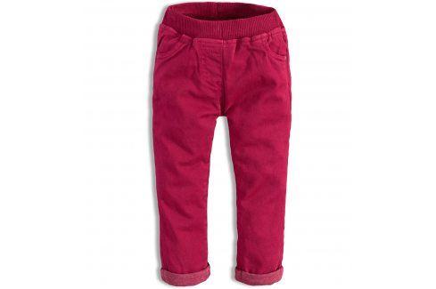 KNOT SO BAD Dívčí termo džíny KnotSoBad Velikost: 62 Kojenecké kalhoty a šortky