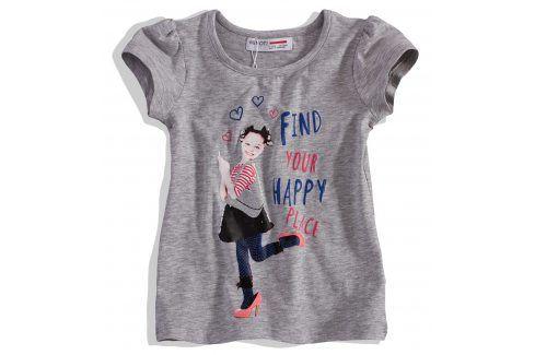 Dívčí tričko MINOTI Velikost: 98-104 Trička a košile