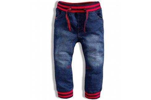 Dětské kalhoty MINOTI Velikost: 74-80 Kojenecké kalhoty a šortky