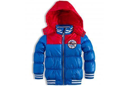 Kojenecká chlapecká zimní bunda MINOTI červená Velikost: 74-80 Kojenecké kabátky, bundy a vesty