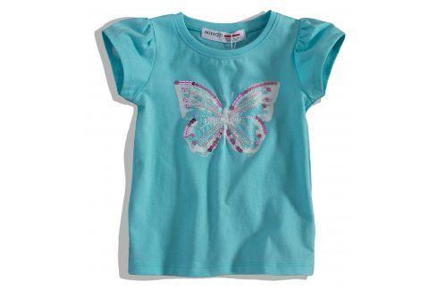 Dívčí tričko MINOTI FAIRY Velikost: 74-80 Kojenecká trička a košilky