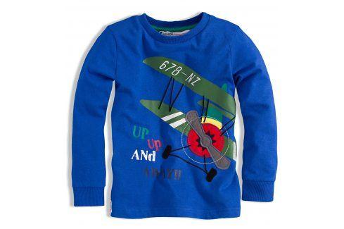 Chlapecké triko MINOTI FLY Velikost: 74-80 Kojenecká trička a košilky