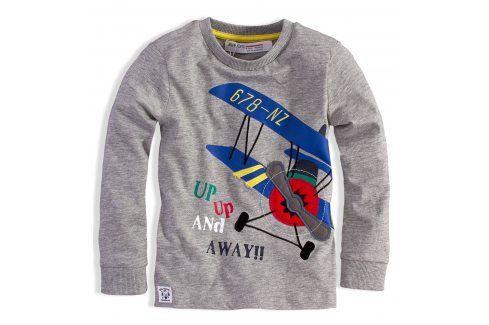 Chlapecké triko MINOTI FLY Velikost: 74-80