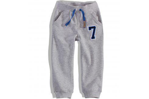 Dětské tepláky Minoti FOOTY šedé Velikost: 86-92 Dětské kalhoty