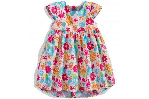Dívčí letní šaty MINOTI Velikost: 74-80 Kojenecké šatičky a sukně