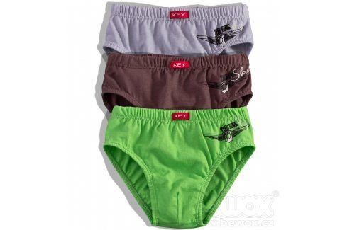 Slipy chlapecké KEY Velikost: 116-122 Dětské spodní prádlo