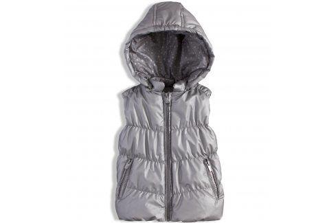 Dívčí vesta MINOTI SHADOW Velikost: 98-104 Dětské bundy a kabáty