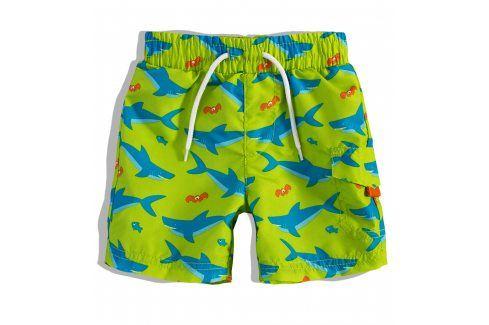 Chlapecké plavky MINOTI Velikost: 74-80 Kojenecké plavky