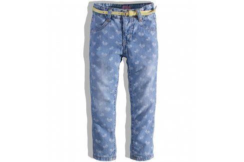 Kojenecké dívčí džíny Minoti SPOT Velikost: 80-86 Kojenecké kalhoty a šortky