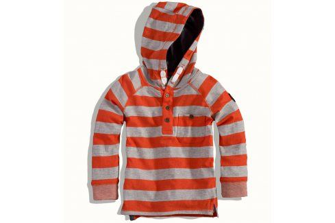 Kojenecké triko MINOTI SUPPLY oranžové Velikost: 80-86 Kojenecká trička a košilky