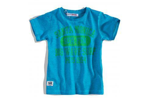 Dětské tričko krátký rukáv MINOTI Velikost: 104-110 Trička a košile