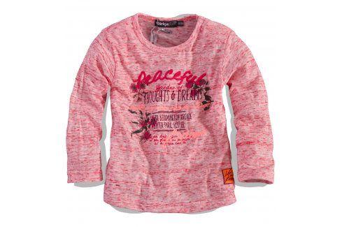 Dívčí triko s dlouhým rukávem Dirkje Velikost: 62