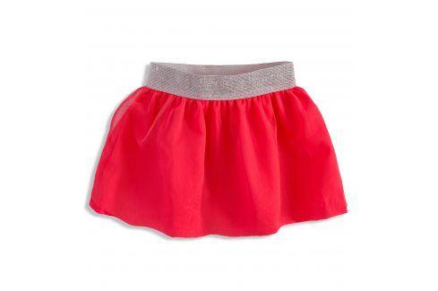 Dívčí tylová sukně DIRKJE BALERINA růžová Velikost: 92