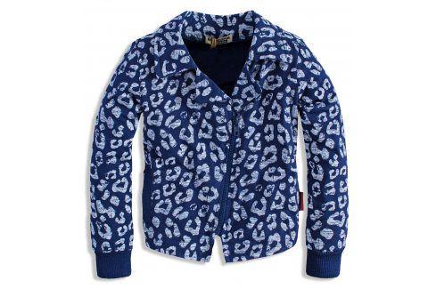 Dívčí cardigan DIRKJE LIPSY tmavě modrý Velikost: 92