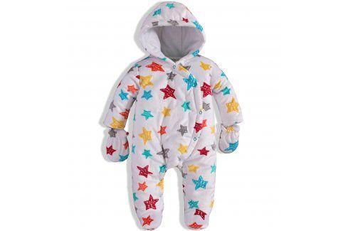 Zimní kojenecký overal BABALUNO Velikost: 50 Kojenecké overaly