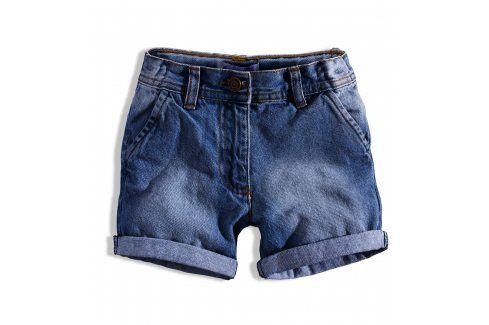 Dívčí džínové šortky MINOTI RIVIERA Velikost: 80