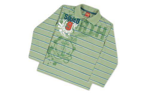 Chlapecké triko KYLY zelené Velikost: 152