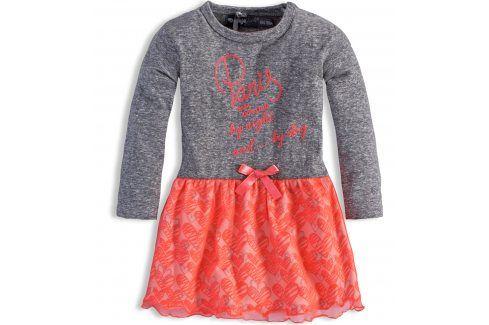 Dívčí šaty DIRKJE MON AMOUR Velikost: 92