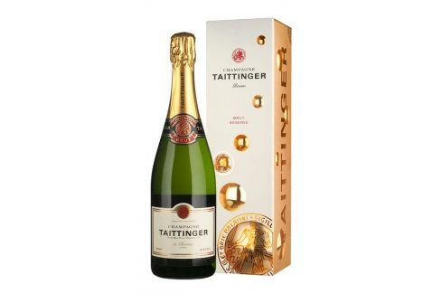 Taittinger Brut Réserve box Champagne