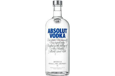 Absolut 40% 1l Vodka