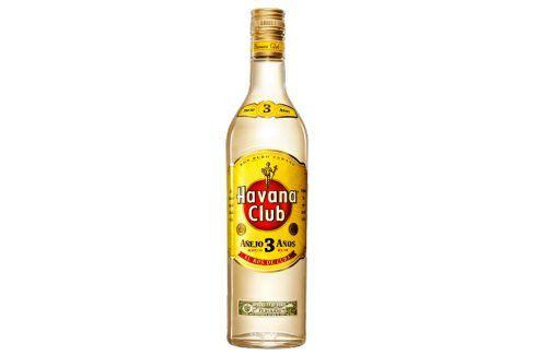 Havana Club 3yo 40% 0,7l Kuba