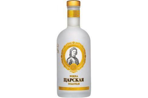 Carskaja vodka Vodka Carskaja Gold 40% 1,75l