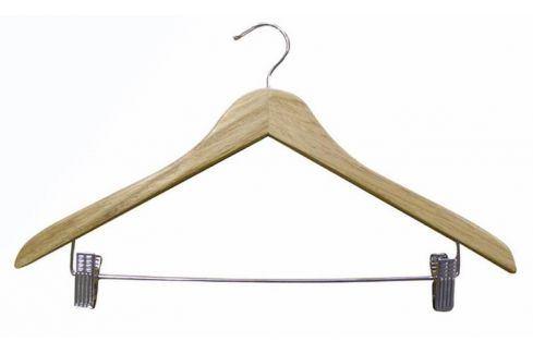 TORO Ramínko na šaty a kalhoty, 44,5 x 25 x 1 cm Podprsenková ramínka