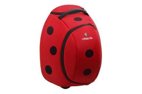 Kufr LittleLife Ladybird Dětské batohy a kapsičky