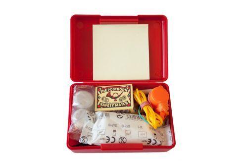 Krabička poslední záchrany Yate Cestovní vychytávky