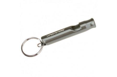 Píšťalka Lifesystems Mountain Whistle Barva: stříbrná Cestovní vychytávky