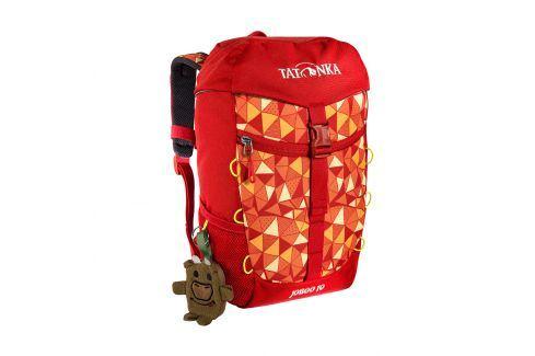 Dětský batoh Tatonka Joboo 10 Barva: červená Dětské batohy a kapsičky