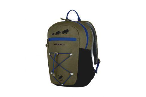 Dětský batoh Mammut First Zip 8 l Barva: zelená/černá