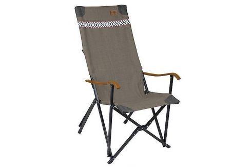 Vystavené křeslo Bo-Camp UO Comfort chair Camden Barva: hnědošedá Rozbalené / vystavené zboží