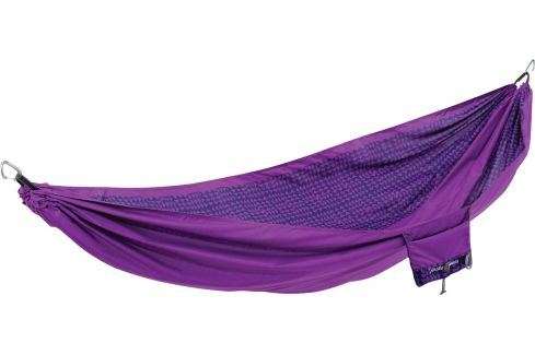 Vystavená hamaka Thermarest Slacker Hammock Double Barva: fialová Rozbalené / vystavené zboží
