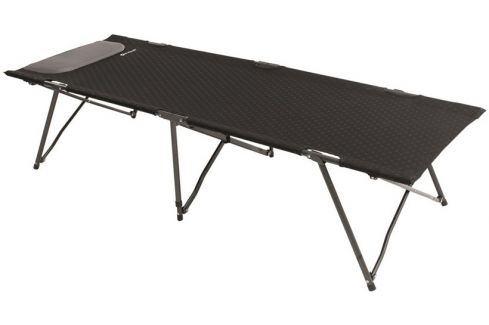 Vystavené lehátko Outwell Posadas Foldaway Bed Single Barva: černá Rozbalené / vystavené zboží