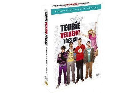 DVD The Big Bang Theory 2. série The Big Bang Theory