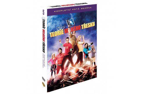 DVD The Big Bang Theory 5. série The Big Bang Theory