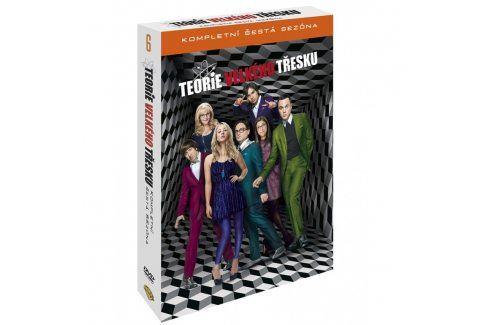 DVD The Big Bang Theory 6. série The Big Bang Theory