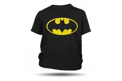 Tričko Batman logo dětské, Velikost trička 104 Batman
