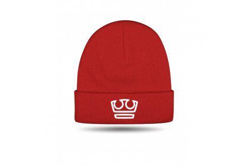 Červená Zimní čepice Jirka Král, Velikost zimní čepic Pánská Jirka Král