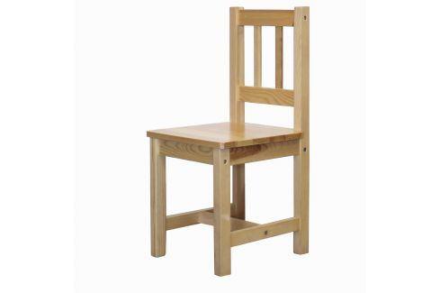 Dětská židle 8866 lak Židle